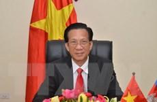 Đại sứ Thạch Dư: Việt Nam coi trọng phát triển quan hệ với Campuchia