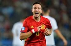 Saul Niguez và tương lai trở thành trái tim đội tuyển Tây Ban Nha