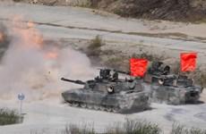 Hàn Quốc: Giảm quy mô tập trận chung với Mỹ không phải là lựa chọn