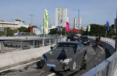 Thông xe cầu nối Đại lộ Võ Văn Kiệt với cầu Nguyễn Văn Cừ