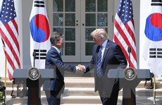 Mỹ, Hàn Quốc tái khẳng định cam kết thúc đẩy quan hệ đồng minh