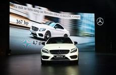 Mercedes-Benz Việt Nam trình làng 40 mẫu xe tại Fascination Hà Nội