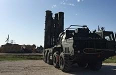Nga và Thổ Nhĩ Kỳ sắp hoàn tất thương vụ mua hệ thống S-400