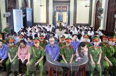 Y án sơ thẩm đối với vụ án tại Công ty thực phẩm công nghệ Sài Gòn
