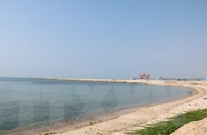 Cần giám sát việc nhận chìm vật liệu nạo vét xuống biển Bình Thuận