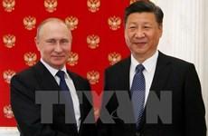 Sự kiện quốc tế 3-9/7: Quan hệ Nga-Trung tốt đẹp nhất trong lịch sử