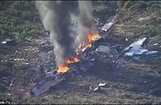 Số người thiệt mạng trong vụ rơi máy bay quân sự Mỹ tăng cao