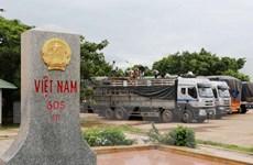 Hợp tác xây dựng biên giới Việt Nam-Lào hòa bình, hữu nghị