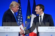 """Triển vọng của mối quan hệ Pháp-Mỹ: """"Bằng mặt, chưa bằng lòng"""""""