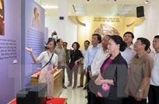 Chủ tịch Quốc hội thăm các đối tượng chính sách tại Quảng Nam