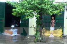 Vận hành các trạm bơm để giảm thiểu tối đa úng ngập tại Hà Nội