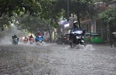 Bắc Bộ tiếp tục mưa to trên diện rộng trong ngày và đêm 20/7