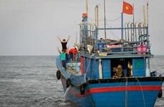 Malaysia bắt giữ 40 ngư dân Việt Nam đánh bắt cá trái phép