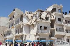 SOHR cáo buộc quân đội Syria không kích bất chấp lệnh ngừng bắn