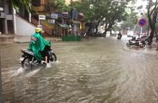 Các nhà máy thủy điện ở Thừa Thiên-Huế chủ động xả lũ