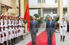 Bộ Công an và Hội đồng An ninh Liên bang Nga tăng cường hợp tác