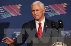 """Phó Tổng thống Mỹ: Quyết định của Nga không làm Mỹ """"chùn bước"""""""