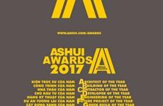 """Khởi động Ashui Awards 2017 - """"Oscars"""" của ngành Xây dựng Việt Nam"""