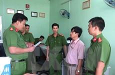 Bắt khẩn cấp Trưởng phòng Thanh tra-Pháp chế của trường CĐ Cần Thơ