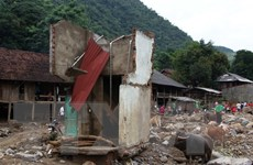 Hỗ trợ 5 triệu đồng cho gia đình có người chết, mất tích do mưa lũ