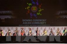 [Photo] 50 năm ngày thành lập ASEAN - những sự kiện đáng nhớ