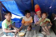 Tiếp tục tập trung khắc phục thiệt hại do mưa lũ tại Mường La