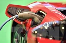 Người Trung Quốc ngày càng ưa chuộng xe ôtô chạy điện
