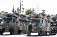 Tình báo phương Tây tố cáo Iran chuyển hàng quân sự cho Nga ở Syria