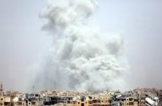Tiêu diệt hàng chục tay súng IS tại khu vực biên giới Iraq-Syria