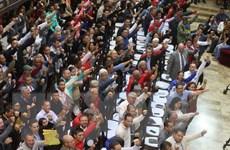 Đảng cầm quyền Venezuela đề nghị phe đối lập quay lại bầu cử