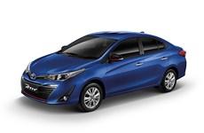 """Toyota trình làng mẫu sedan """"xanh"""" đầu tiên tại thị trường Thái Lan"""