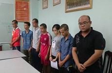 Tạm giam nhóm đối tượng gây ra hơn 100 vụ trộm cắp ở Hà Nội