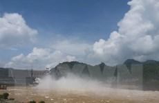 7 giờ ngày 18/8 mở 1 cửa xả đáy tại thủy điện Sơn La, Tuyên Quang