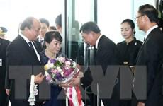 Thủ tướng Nguyễn Xuân Phúc bắt đầu thăm chính thức Thái Lan