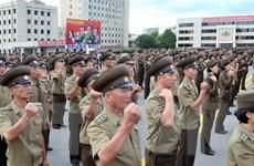 """""""Thùng thuốc súng"""" trên bán đảo Triều Tiên đã tạm được tháo ngòi"""
