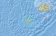Trận động đất mạnh 6,4 độ Richter làm rung chuyển Fiji