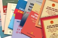Chia sẻ thực hành tốt về xây dựng văn bản quy phạm pháp luật