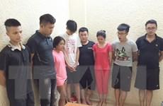"""Hà Nội tạm giữ nhiều """"quái xế"""" thiếu niên lạng lách, đánh võng"""