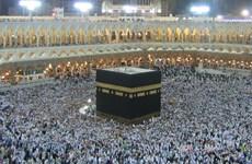 Qatar lo ngại sự an toàn của các công dân hành hương tại Mecca