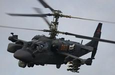 """Nga sẽ bàn giao 15 """"quái vật bầu trời"""" KA-52 Alligator cho Ai Cập"""