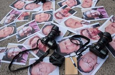 Nhà báo thứ 10 bị sát hại tại Mexico trong năm 2017
