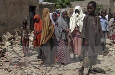 Trẻ em gái bị ép thực hiện tấn công liều chết tại Nigeria