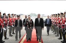 Hoạt động của Tổng Bí thư Nguyễn Phú Trọng tại Cộng hòa Indonesia