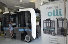Đức soạn thảo bộ quy tắc đầu tiên trên thế giới về ôtô tự lái
