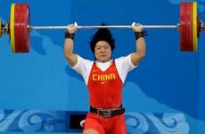 Tước huy chương Olympic của 3 vận động viên cử tạ Trung Quốc