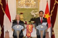 Sự chân thành và thiện chí hợp tác trong chuyến thăm của Tổng Bí thư