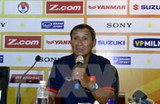 Huấn luyện viên Mai Đức Chung khẳng định sẽ làm tốt nhiệm vụ