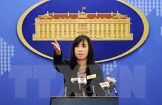 Đề nghị Trung Quốc chấm dứt các hành động làm phức tạp tại Biển Đông