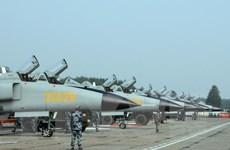 Không quân Trung Quốc, Pakistan diễn tập huấn luyện chung