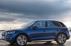 Audi Việt Nam tiếp tục bàn giao 258 xe cho Ủy ban Quốc gia APEC 2017